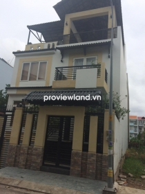 Villa for sale in An Phu An Khanh 8x20m quiet and secured place suitable for housing