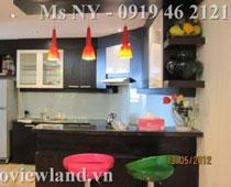 Cho thuê căn hộ Hùng Vương Plaza quận 5, tầng 7