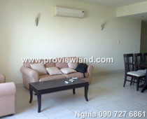 Apartment for rent in Hung Vuong Plaza best price