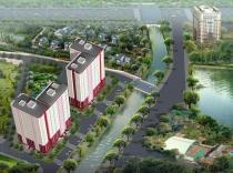 Bán đất mặt tiền quận Bình Thạnh 21x60m có giấy phép xây dựng
