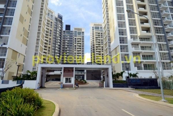 Bán căn hộ Estella 3 phòng ngủ view hồ bơi giá tốt cho đầu tư