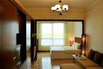 Cho thuê hoặc bán căn hộ Manor 2 nhà đẹp đầy đủ tiện nghi