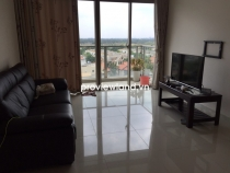 The Vista apartment for rent 104sqm 2BRs fully furnished balcony view landscape