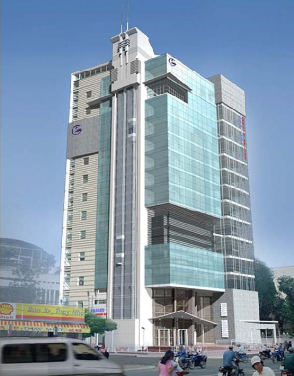 Officed building Glimex for rent in Binh Thanh District