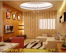 Căn hộ The Manor quận Bình Thạnh 1 phòng ngủ cho thuê giá rẻ