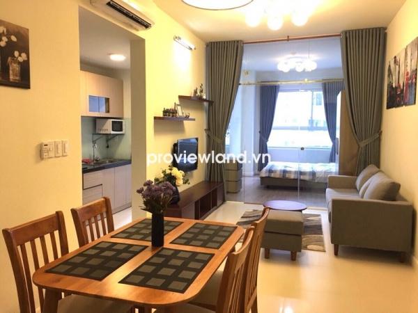 Cho thuê căn hộ 48m2 1PN Lexington tầng cao đầy đủ nội thất thiết kế đẹp mắt