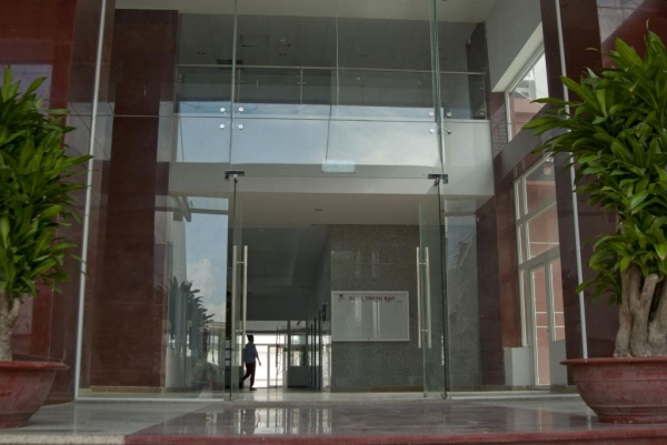 Apartment for rent in Phu Dat, near Foreign Trade University