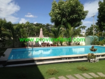 Villa for rent in District 7, Phu Gia villa with swimming pool