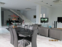 Villa for rent in District 7, Nam Thong