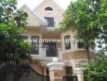 Cho thuê biệt thự Nguyễn Văn Hưởng Quận 2, phường Thảo Điền