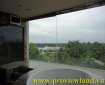 Duplex Saigon Pearl cho thuê ở Topaz 2