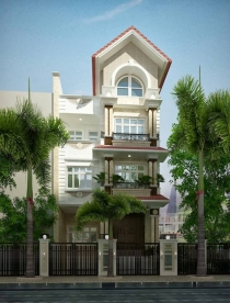 Villa for sale at DaKao -  district 1