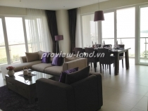 Apartment for rent in Diamond Island nice view and furniture