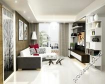 Cho thuê căn hộ Tropic Garden 3 phòng ngủ
