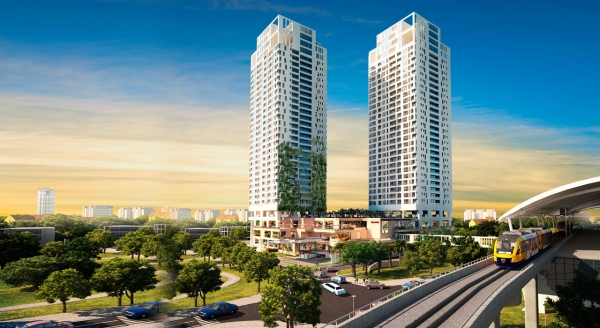 Cho thuê căn hộ Thảo Điền Pearl quận 2 view sông cực đẹp