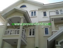 Saigon River view Villa in District 2 for sale-1000 Sqm