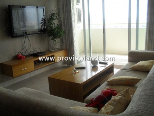 Bán căn hộ 107 Trương Định Quận 3