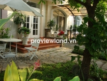 My Gia villa for rent in District 7 with 3 bedrooms and big garden very cozy