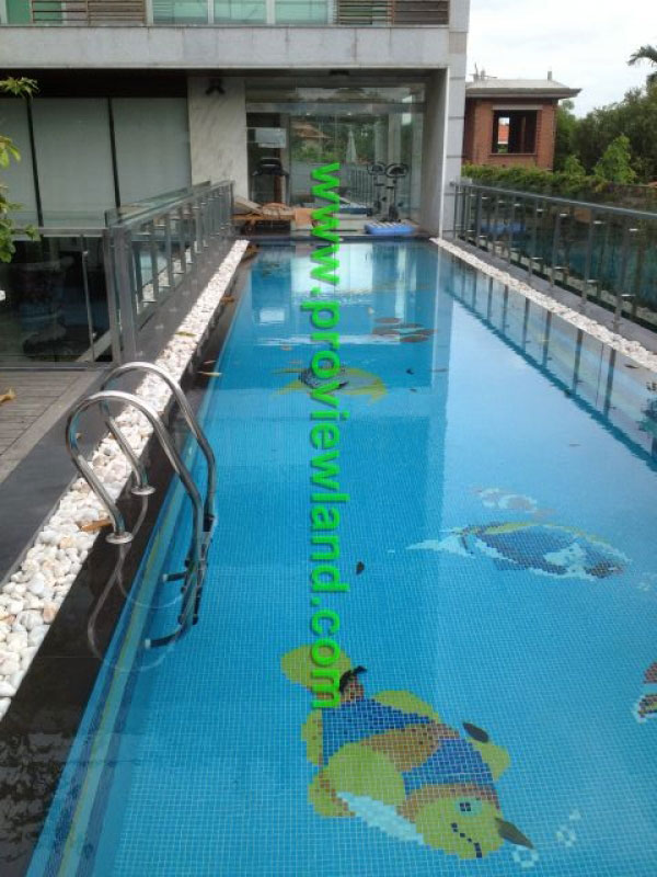 RIVER VIEW VILLA FOR SALE IN THAO DIEN