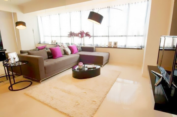 Sunrice City Apartment  for sale on Nguyen Huu Tho Str,  District 7