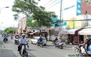 Bán lô đất MT Huỳnh Tấn Phát Quận 7 DT 24x65m thổ cư