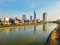 Bán đất bờ sông Saigon Quận 2 dt 7000m2 mặt sông dài 100m
