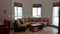 Saigon Pavillon duplex apartment area of 167sqm beautifully designed, high floor
