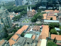 Penthouse Vincom apartment for sale in District 1, Le Thanh Ton