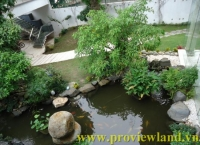 Villa for rent Thao Dien Villas in D2 - Smart Villa for rent