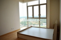The Vista apartment for rent 145sqm T2 tower 3BRs not including furniture