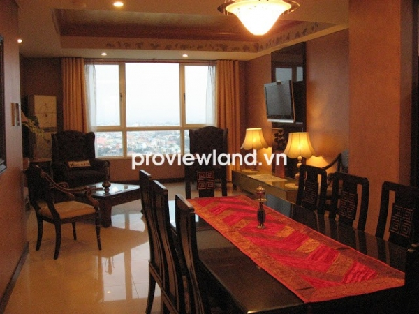 The Manor HCMC apartment for sale 113sqm 2 beds European style view to Van Thanh