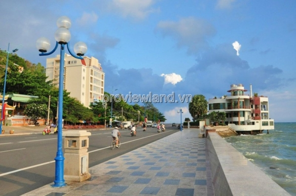 Bán khách sạn Vũng Tàu ngay bãi biển với 480m2 1 hầm 8 tầng 40 phòng