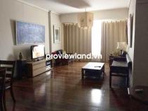 Cho thuê căn hộ tầng cao 3 phòng ngủ Saigon Pearl tháp Sapphire full nội thất đầy đủ tiện ích
