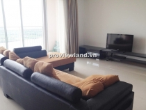 Apartment for rent in XI Palace Thao Dien 145sqm 3BRs fully furnished riverview