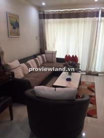Cho thuê căn hộ Hoàng Anh Riverview 178m2 4 PN đầy đủ nội thất