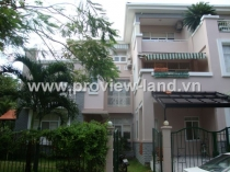 Villa Phu My Hung  for rent in  District 7