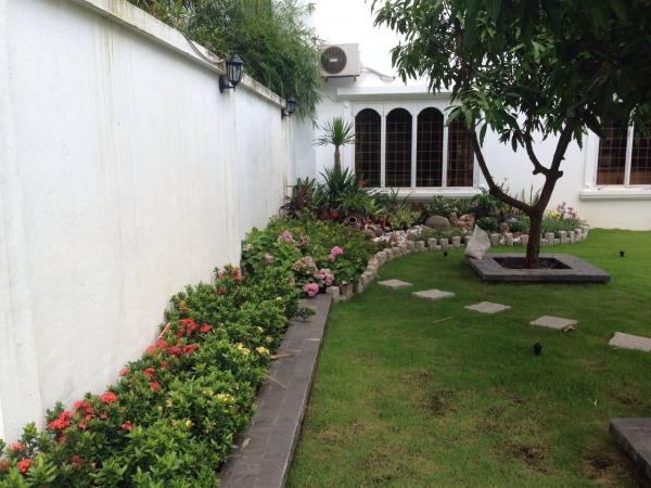 Bán biệt thự sân vườn thoáng đãng tại Thảo Điền Quận 2 diện tích 487m2