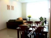 Cho thuê căn hộ dịch vụ K&T đường Nguyễn Văn Hưởng