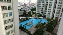 Cho thuê căn hộ 4 PN Hoàng Anh Gia Lai 160m2