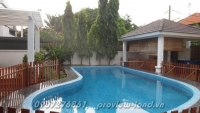 Villa in Tran Nao street, district 2 for sale, area of 555spm