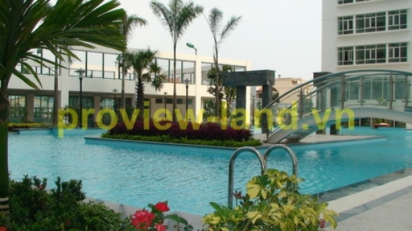 Apartment for sale - Hoang Anh Riverview - standard furniture
