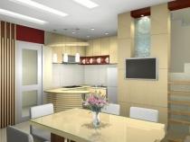 Cho thuê căn hộ cao cấp Scres đường Trường Sa full nội thất châu Âu