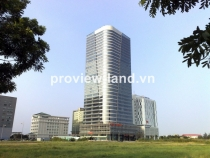 Office for rent in District 7, Petroland Tower Building