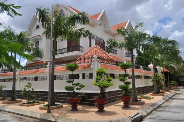 Villa compound for rent in Thao Dien, District 2