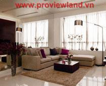 Căn hộ Saigon Pearl 2 phòng ngủ cho thuê giá rẻ
