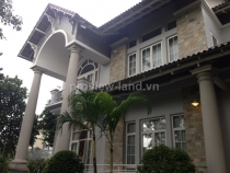 Villa for sale in Nguyen Van Huong street, District 2