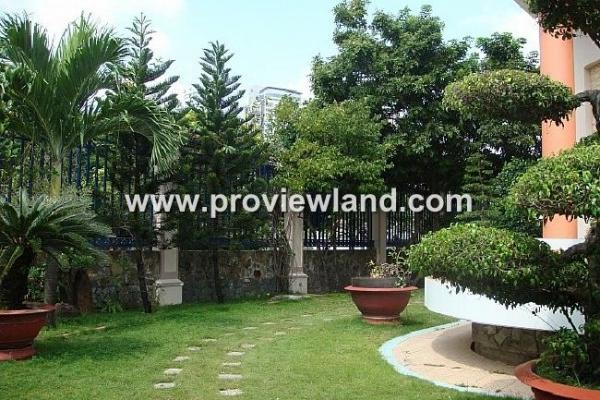 Villa for Sale in Nguyen Van Huong Street