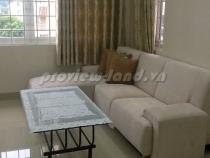 Cho thuê căn hộ dịch vụ 85m2 có 2 PN giá hấp dẫn