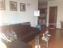 Apartment for rent in Song Da Tower district 3