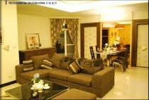 Cho thuê căn hộ The Flemington tầng cao 2 phòng ngủ